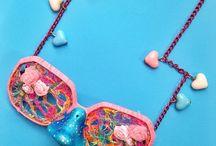 JEWELLERY // ACCESSORIES / Odd, inspiring jewellery & accessories.
