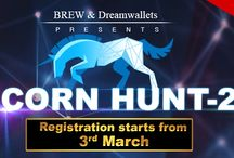 Unicorn Hunt 2016 / Unicorn Hunt 2016‬ is a joint initiative of ‪BREW‬ and DreamWallets‬. The competition focuses on sourcing exciting ideas‬ at an embryonic stage from colleges‬, incubation centres, cafes or simply anywhere around us! Last 4 days remaining, hurry up! Submit your Business Plan‬ today and get a chance to win up to 50,00,000!