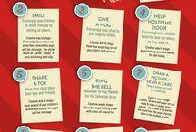 The Christmas Angel Printables