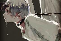 Anime Boy Abused