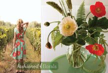 flowers / by Gina Martin Design