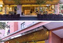 Design-Ideen – 200.000 Decke Decken Holz Perlen Die Decke In Diesem Friseursalon