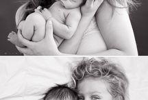 newborn family