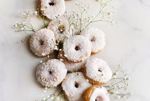 sweet eats / desserts and pastries