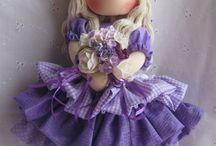 bambolina viola