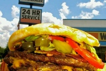 Favorite Fast Food and Restaurants
