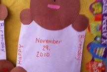 Daycare crafts / by Kristi Migues