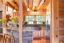 Cabin/Lakehouse decor