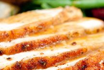 Protein / Protein is a vital element in a healthy diet. Here are a few great sources of protein.