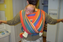 Doula - babywearing / by Birth With Lisa Doula Services