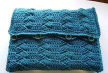 Crochet Laptop Covers