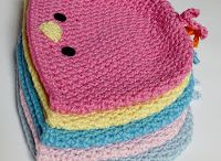 Crochet Me! / Crochet Patterns / by Heather Cachat
