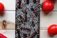 Mosaic / chocolate & souvenir