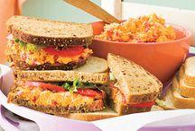 Sandwiches ... / by KarenandJimmy Bennett