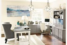 Mom Cave - Craft Studio - Office / by Laura Evangeline