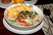 Food list Indonesia trip