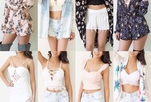 Summer 2017 outfits