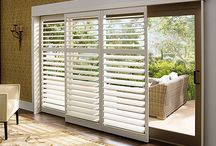 Hunter Douglas Window Treatments. / Ideas for your home or business using Hunter Douglas window coverings.