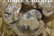 Easy peasy crockpot meals / by Katie Wdowiarz