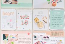 Project Life Dear Lizzy Daydreamer / by Colleen Hollis 2tinytreasures