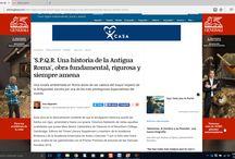 MIS ARTÍCULOS EN DIARIO SIGLO XXI / Artículos de crítica literaria y de  actualidad del mundo literario   publicados en Diario Siglo XXI.