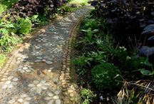 Chemin galets