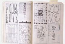 Art Sketchbook Ideas / by Jennifer Johnson