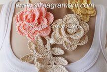 Gioielli crochet