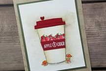 Merry Cafe Stampin Up