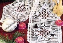 Crochet Stitch:  Filet / by Joan Nicholes