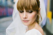 Wedding - hair & makeup