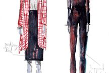 Ilustración + Moda