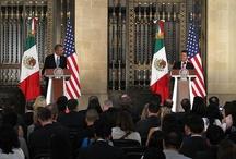 President Barack Obama in Mexico