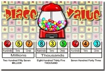 place value / by Dawn Fenton