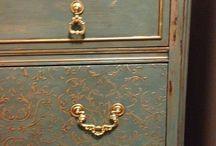 Main bedroom cupboards