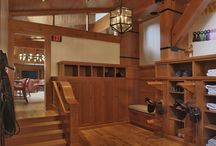 Dream Tack Rooms / Tack