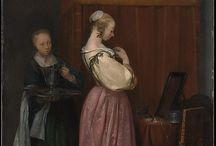 Dutch 17th c. Paintings