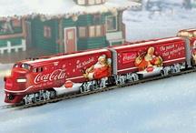 Coca Cola Trains