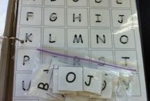 Cool kids learning ideas / Letters