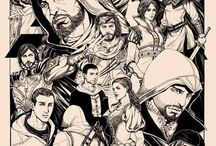 Assassins Creed <3 / My favorite game series...
