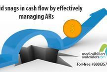 Avoid snags in cash flow by effectively managing ARs