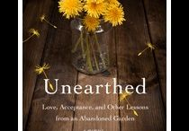 UNEARTHED Blog Party / Bloggers are creating a memorable menu to celebrate the launch of UNEARTHED:  Love, Acceptance, and Other Lessons from an Abandoned Garden by Alexandra Risen (Houghton Mifflin Harcourt, July 5, 2016), a moving memoir about digging into a garden —and into the past— and finding secrets, beauty and acceptance. Throughout July, #UnearthedParty will feature food bloggers' recipes from or inspired by Risen's memoir at http://bookclubcookbook.com/unearthed-blog-party/