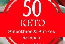 Keto smoothies/drinks