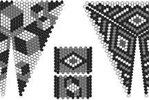 Peyote-triangles