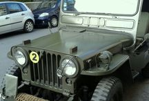 Jeeps: Military, Law Enforcement & First Response