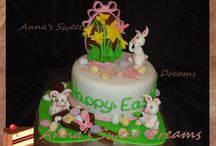 Easter in Gum-paste / Fondant