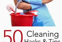 Cleaning Tips / Tips to clean your house!