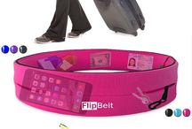 Travel Accessory / FlipBelt for Travel