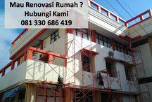 Perbaikan Rumah 081 330 686 419 (Telkomsel) / Perbaikan Rumah pembaharuan pemugaran,Perbaikan rumah bocor,Perbaikan rumah tidak layak huni,Perbaikan rumah retak,perbaikan rumah pasca gempa,perbaikan rumah surabaya,perbaikan rumah surabaya sidoarjo,Perbaikan rumah bocor surabaya,jasa perbaikan rumah surabaya,jasa perbaikan rumah disurabaya  Jasa Kontraktor / Renovasi Rumah Anda membutuhkan kontraktor untuk renovasi rumah ? Segera hubungi kami : 081 330 686 419 (Telkomsel)
