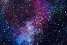 galaxis festészet